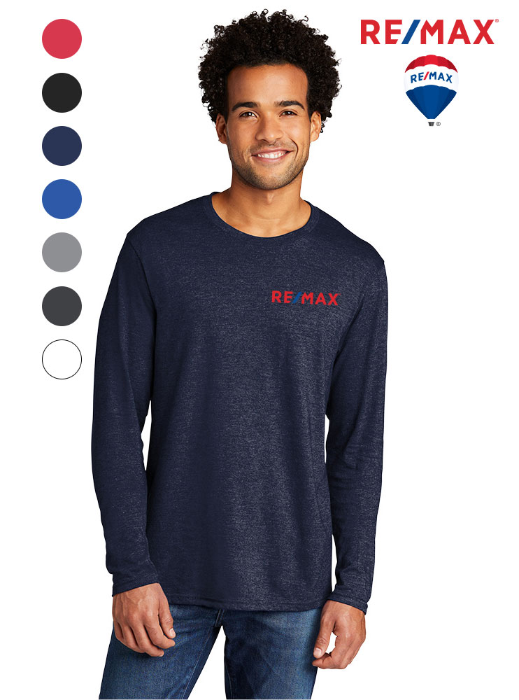 Tri-Blend Long Sleeve Tee