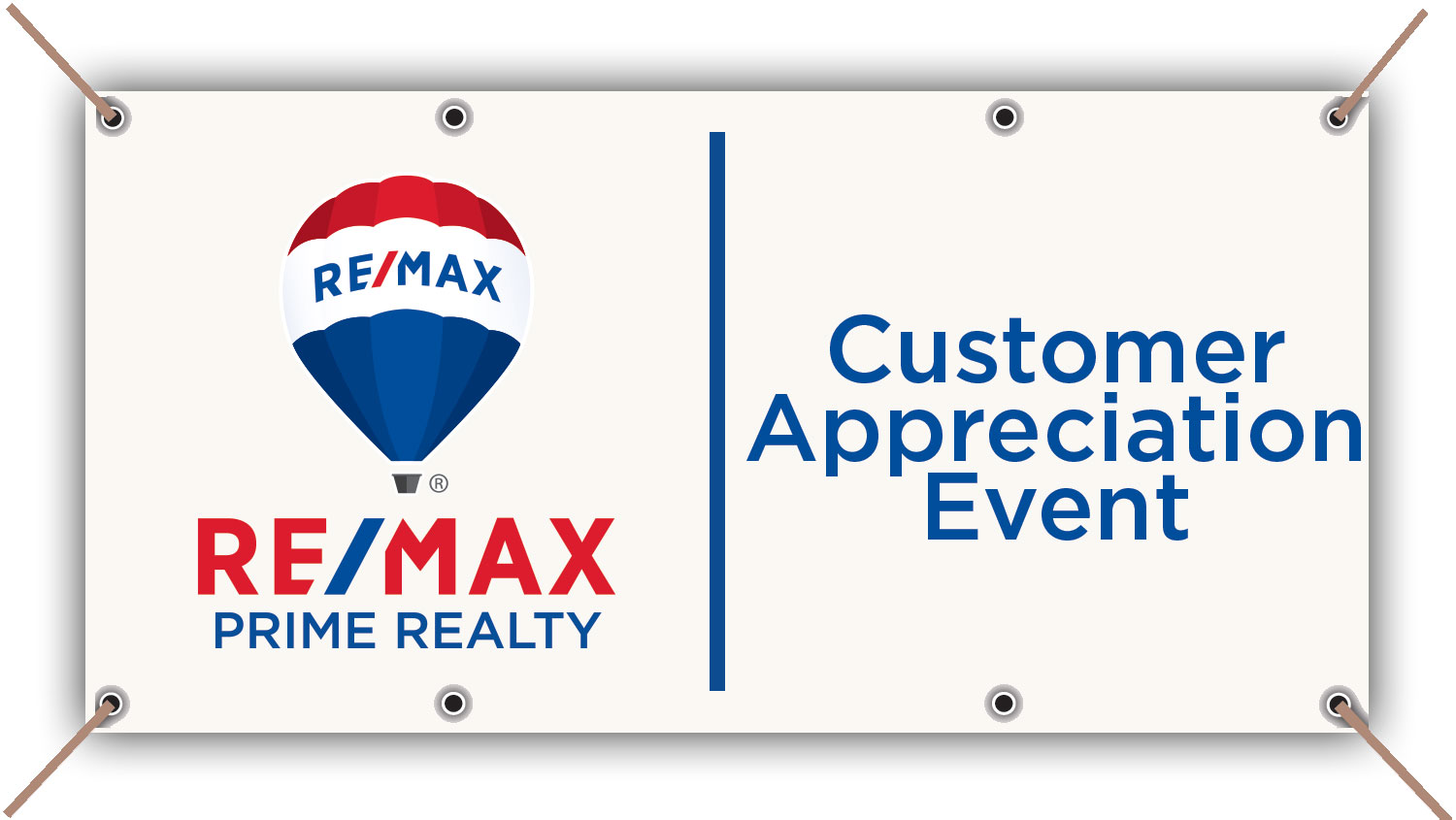 Event Banner (Medium) - Personalized
