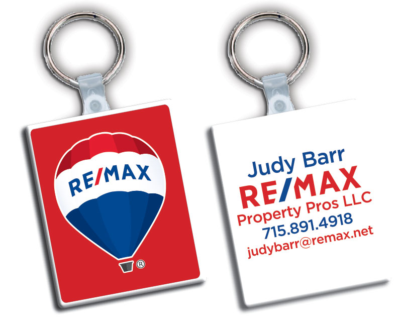 Personalized Soft Key Tag
