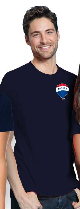 REMAX Balloon Tshirt L/C (Navy)