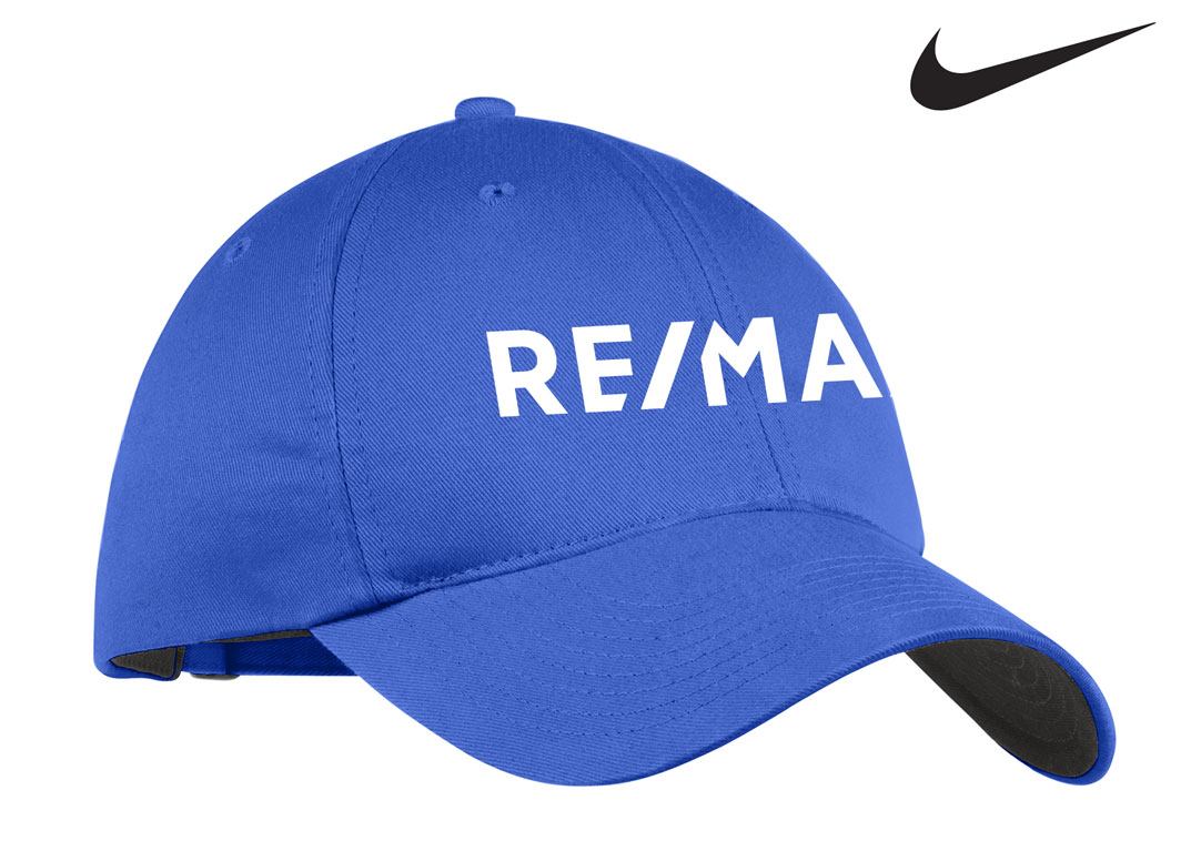 Nike Golf Unstructured Cap (Royal)