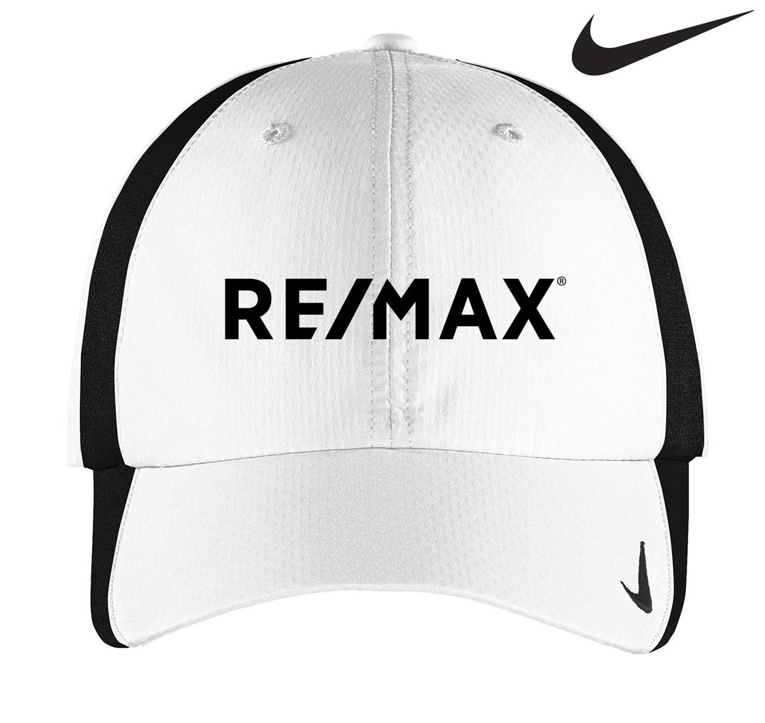 Nike Sphere Dry Cap - White/Black