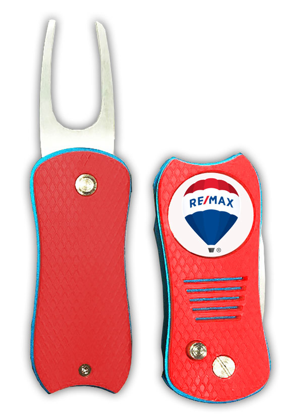 Switchblade Divot Tool - RE/MAX Balloon
