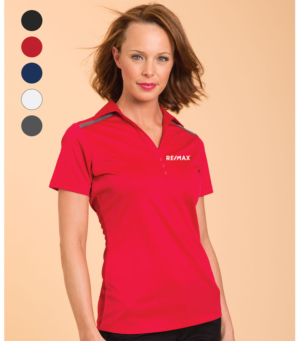 Ladies' Everyday Color Block Sport Shirt