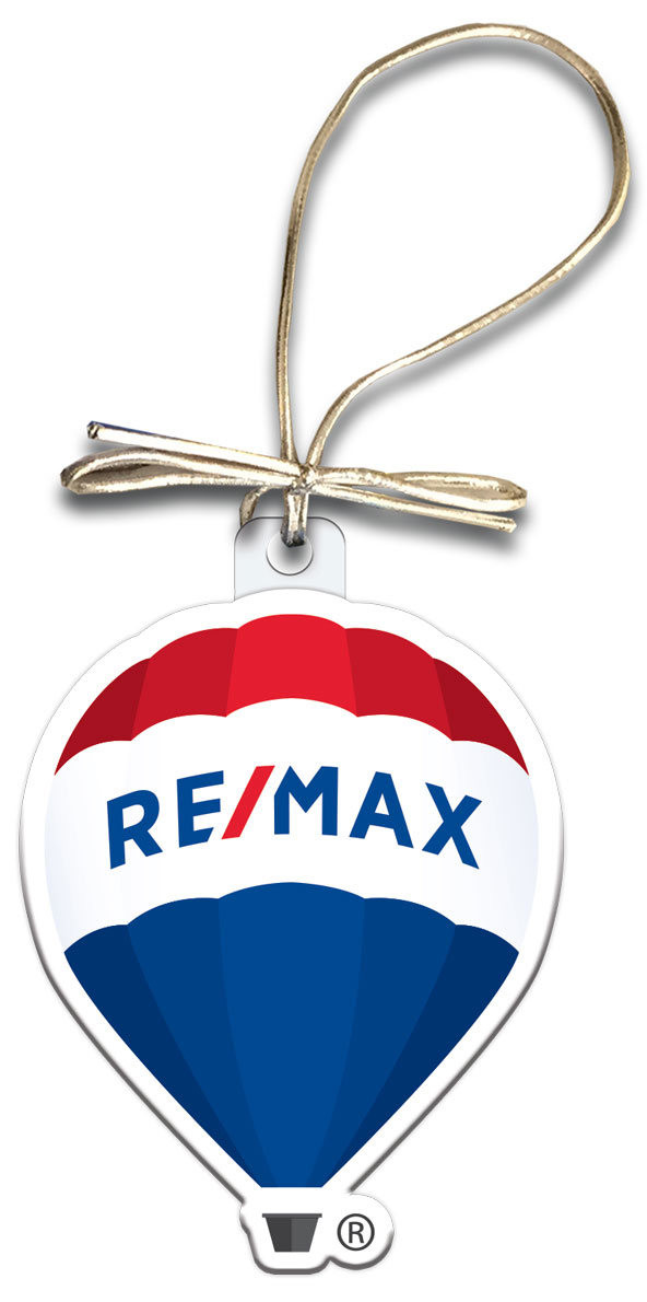 RE/MAX Balloon Ornament