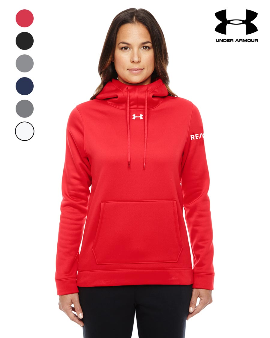 Ladies' Under Armour Storm Armour Fleece Hoody