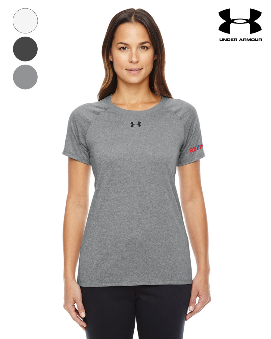 Ladies' Under Armour Locker T-Shirt