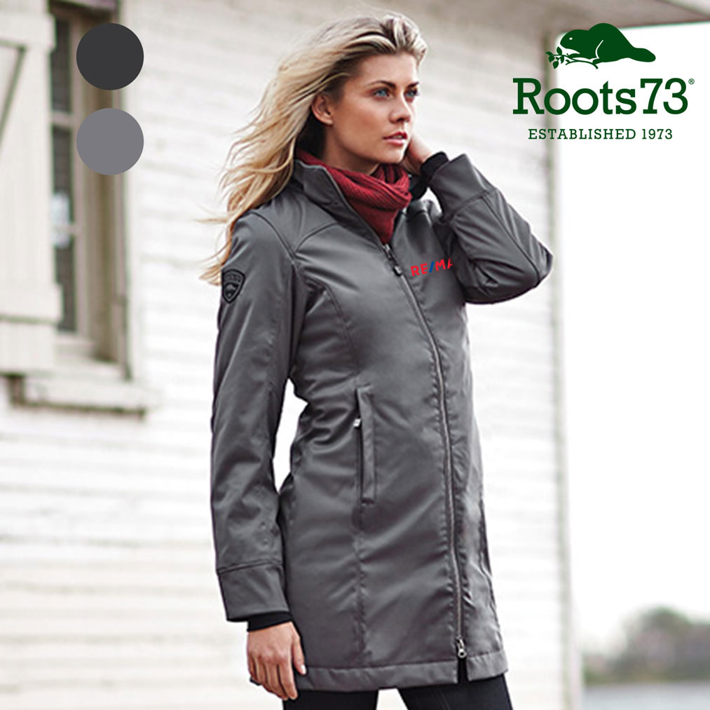 Roots 73 Ladies' Northlake Insulated Softshell Jacket