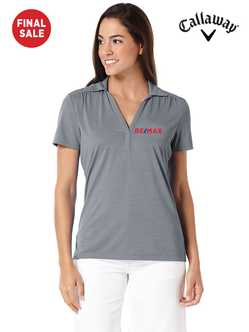 Ladies' Callaway Tonal Polo - FINAL SALE