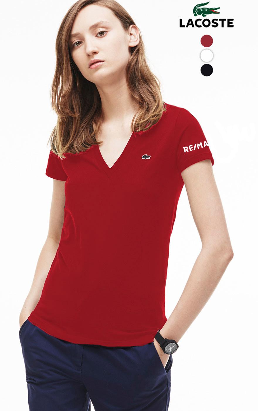 08ba1a730c Lacoste Women's T-Shirt