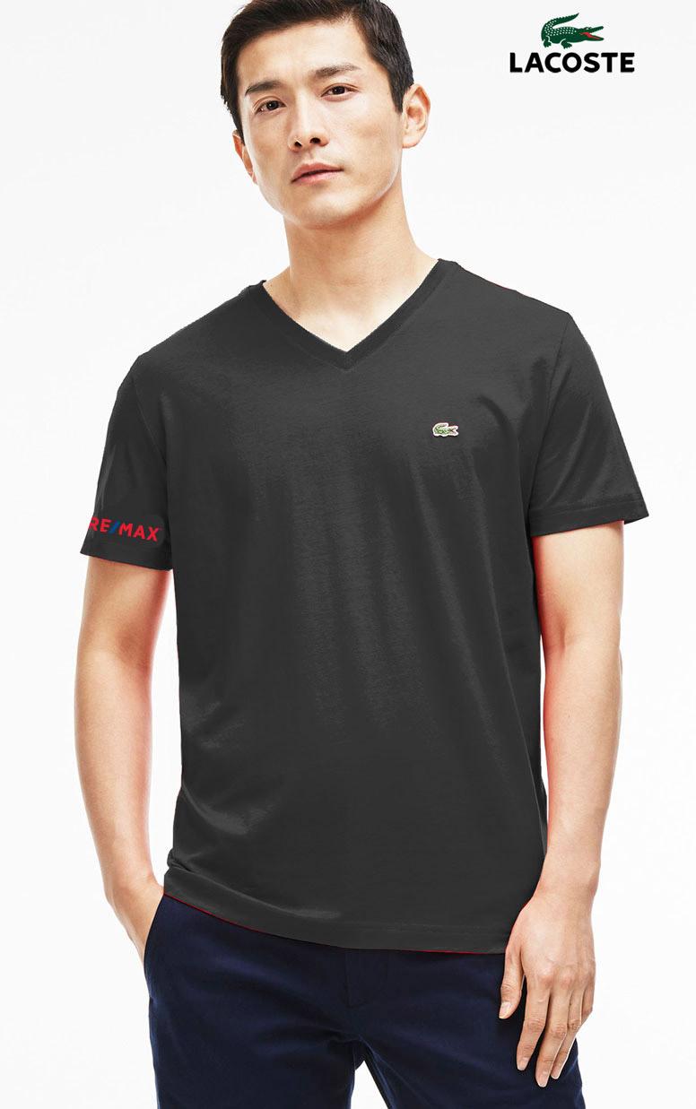 24750bcb Lacoste V-neck T-Shirt