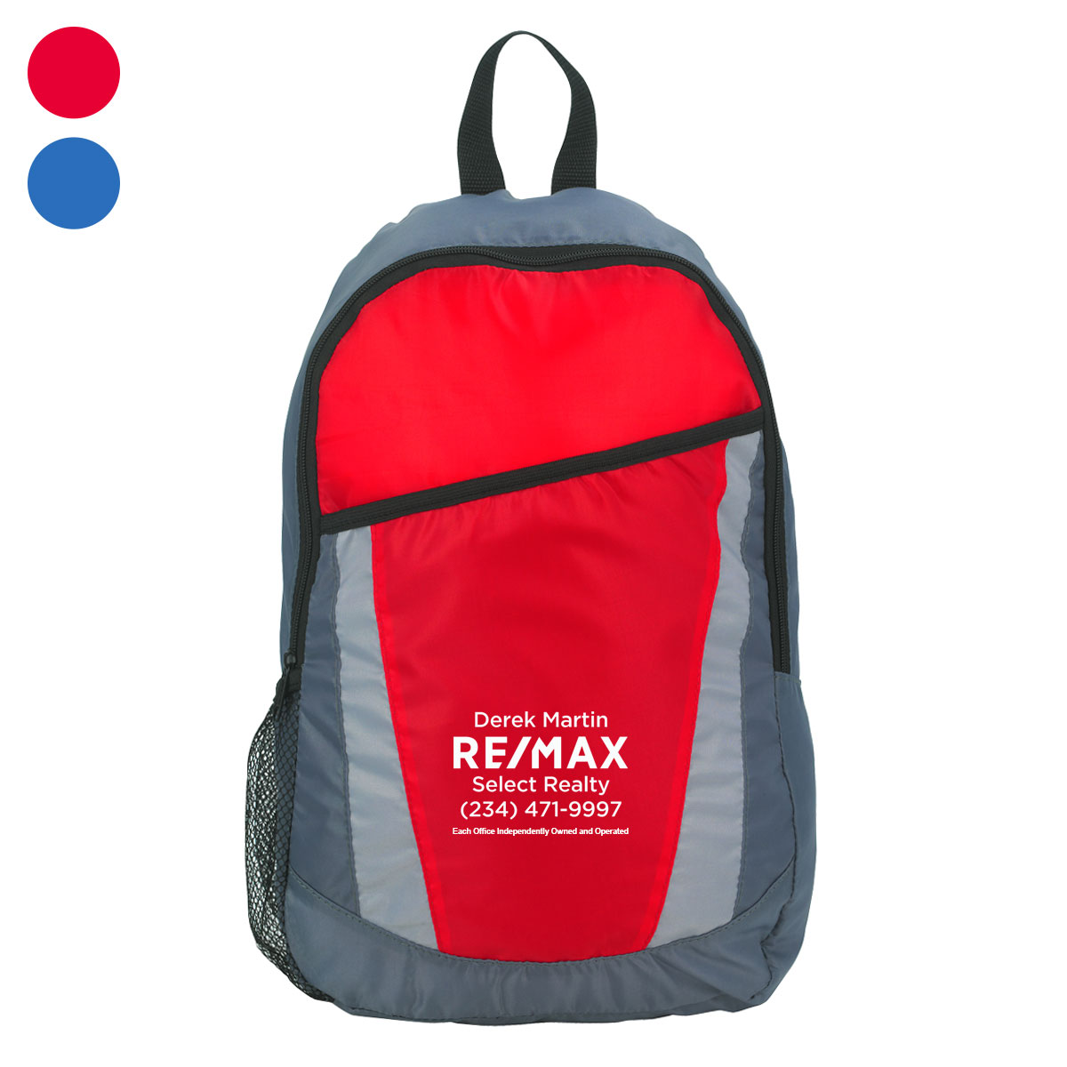 City Backpack - Personalized