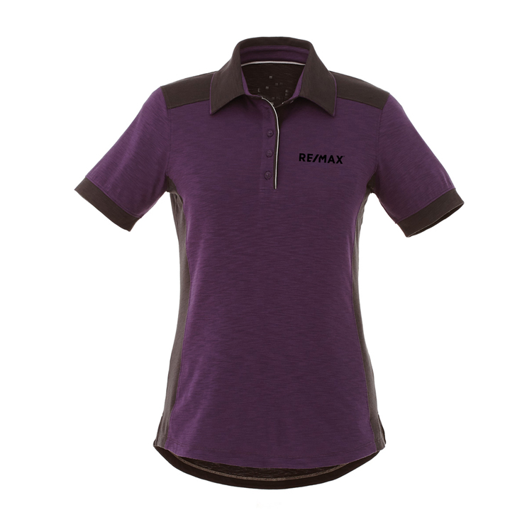 Ladies' Laramie Short Sleeve Polo