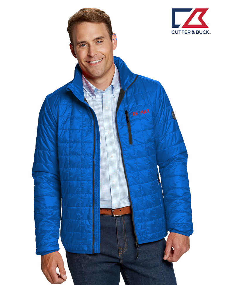 779475b79ec1 Cutter & Buck Men's Rainier Jacket