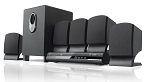 5.1-Channel DVD Home Theater System