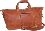 Little River Large Leather Duffel