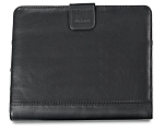 Brookstone¨ Leather iPad Stand with Sleeve