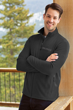 Men's Micro Fleece Full Zip Jacket