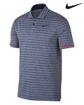 Nike - Dri-FIT Striped Golf Sport Shirt