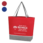 Non-Woven Overtime Tote Bag - Personalized