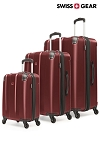 Swissgear Protector Collection Hardside Luggage 3 Piece Set