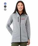 Ladies' BERGAMO Softshell Jacket