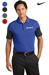 Men's Nike Golf Dri-FIT Sleeve Colorblock Polo