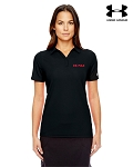 Ladies' Under Armour Corp Performance Polo