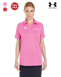 Ladies' UA Tech Polo - Final Sale
