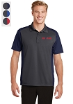 Men's Colorblock Micropique Sport-Wick® Polo