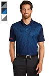 Nike Men's Golf Dri-FIT Mobility Pattern Polo