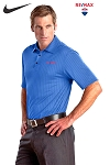 Nike Golf Elite Series Dri-Fit Vertical Texture Polo