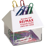 Mortgage Paper Clip Dispenser