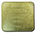 Gold Pin (Executive Club)