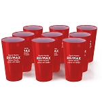 20oz Two Toned Plastic Cup - Personalized