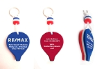 RE/MAX Marina Floating Keychain - Personalized