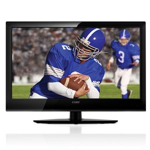 "19"" Widescreen HD LED TV"