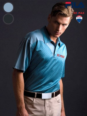 FILA Men's Birmingham Polo