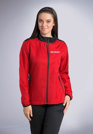 Women's lightweight Color Block Jacket