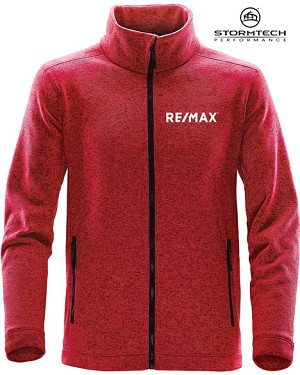 Men's Tundra Sweater Fleece Jacket