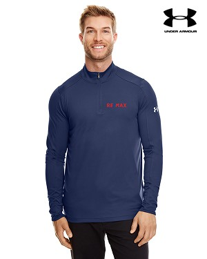 Men's Under Armour Tech Quarter-Zip - Navy
