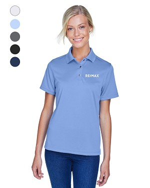 Ladies' Advantage Snag Protection Plus IL Snap Placket Polo