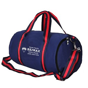 Retro Sports Bag - Personalized