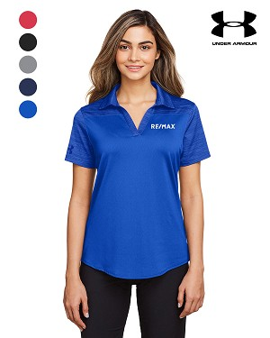 Under Armour Ladies' Corporate Colorblock Polo