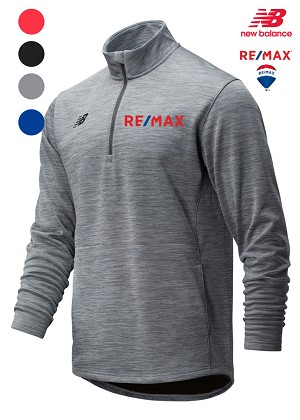 New Balance - Thermal Quarter-Zip Pullover