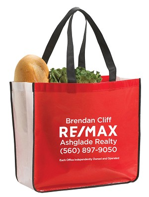 Retailer Eco Shopping Bag - Personalized