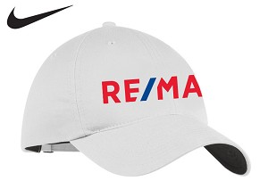 Nike Golf Cap (White)