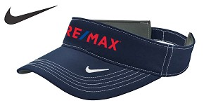 Nike Golf Dri-Fit Swoosh Visor (Navy)