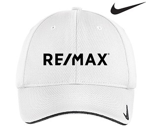Nike Golf Dri-Fit Cap (White)