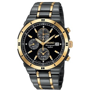 Seiko Men's Alarm Chronograph